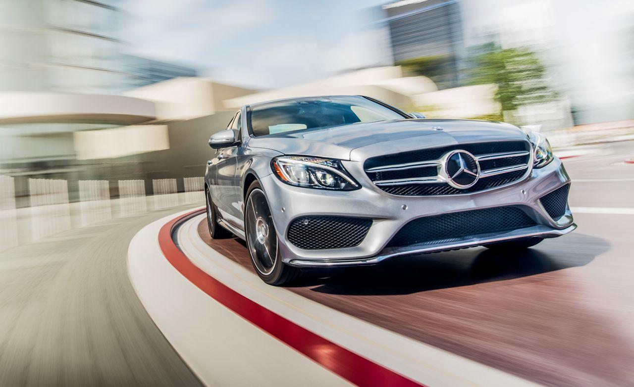 Mercedes benz c400 reviews
