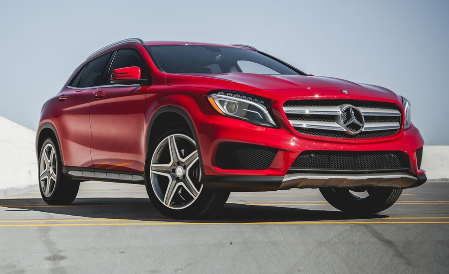 2015 mercedes benz gla250 4matic test review car and for Mercedes benz gla 250 price