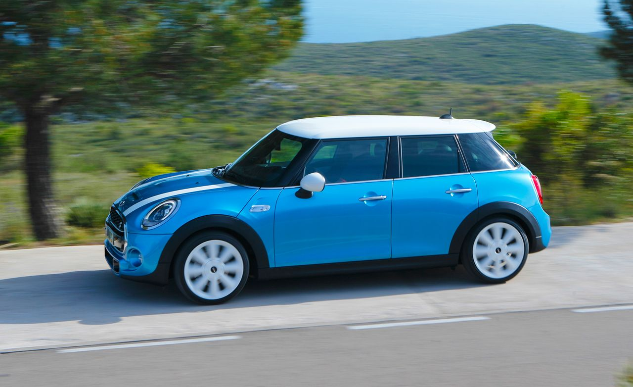 Mini Cooper Hardtop S  JCW Reviews  Mini Cooper Hardtop S  JCW