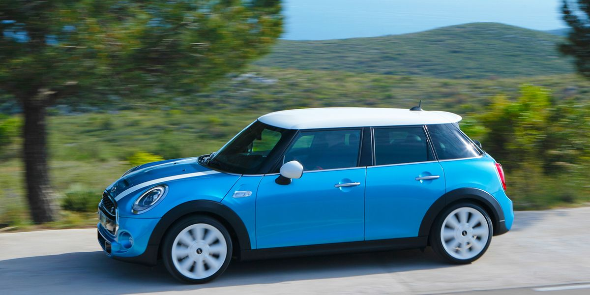 2015 Mini Cooper S Hardtop 4-Door First Drive – Review – Car and Driver