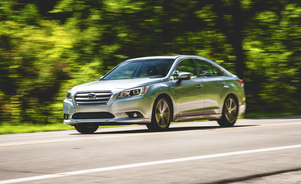 2015 Subaru Legacy 3 6r Limited Test 8211 Review 8211 Car And