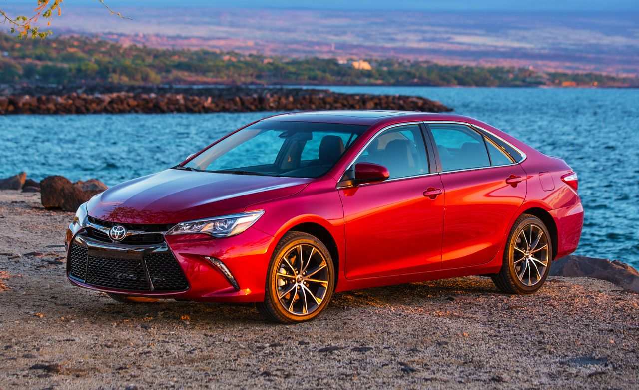2015 Toyota Camry First Drive Review Car And Driver