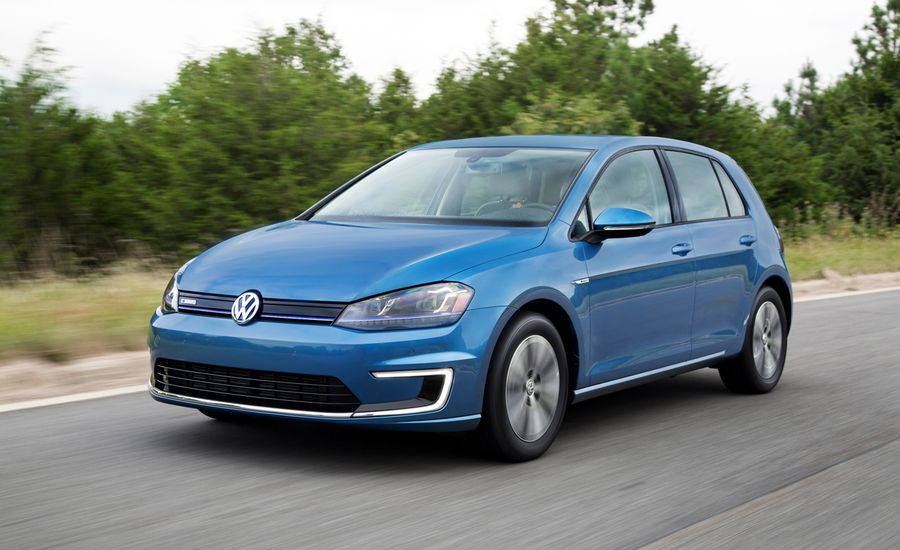 2015 Volkswagen e-Golf First Drive | News | Car and Driver