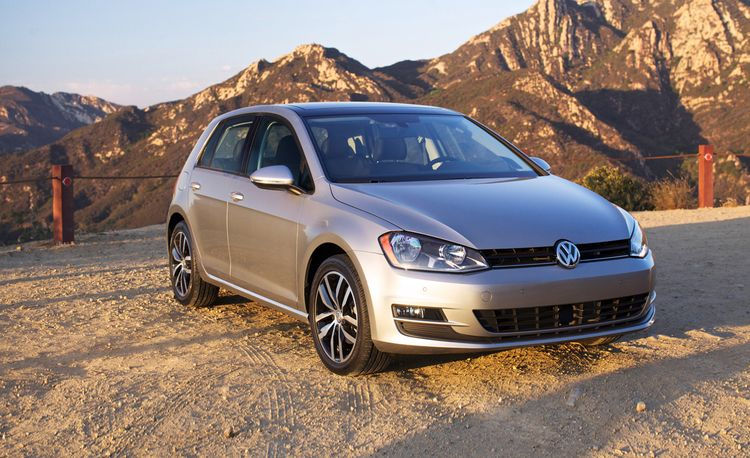 2015 Volkswagen Golf TDI Diesel Manual