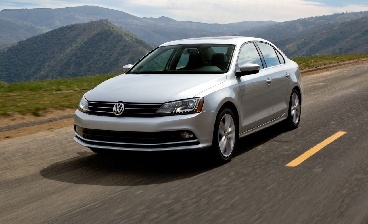 volkswagen jetta  drive review car  driver