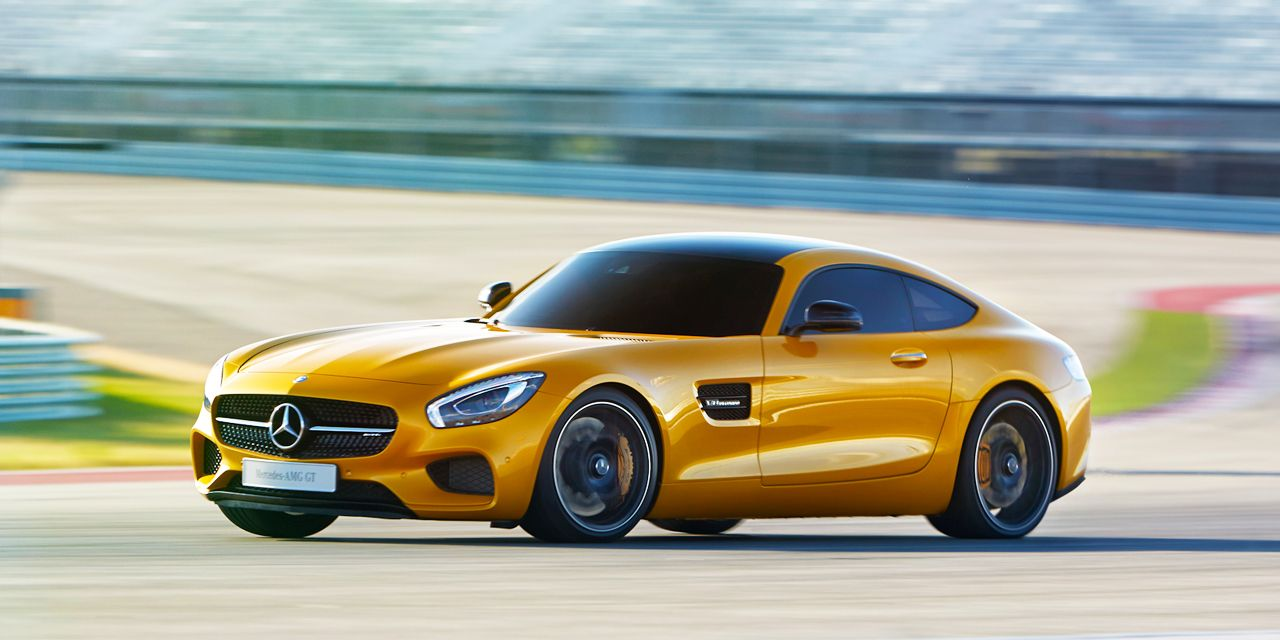 2016 Mercedes Amg Gt S Prototype Drive 8211 Review 8211 Car