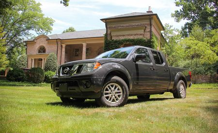 Nissan Frontier Prototype Powered by Cummins Diesel