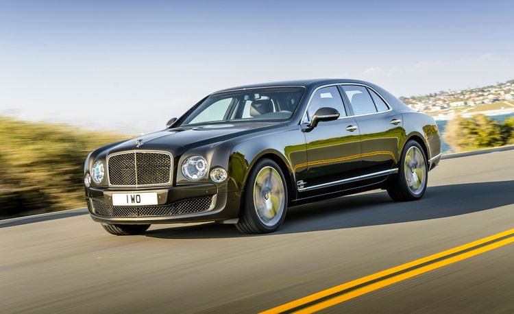 2015 Bentley Mulsanne Speed: What Thanos Would Drive