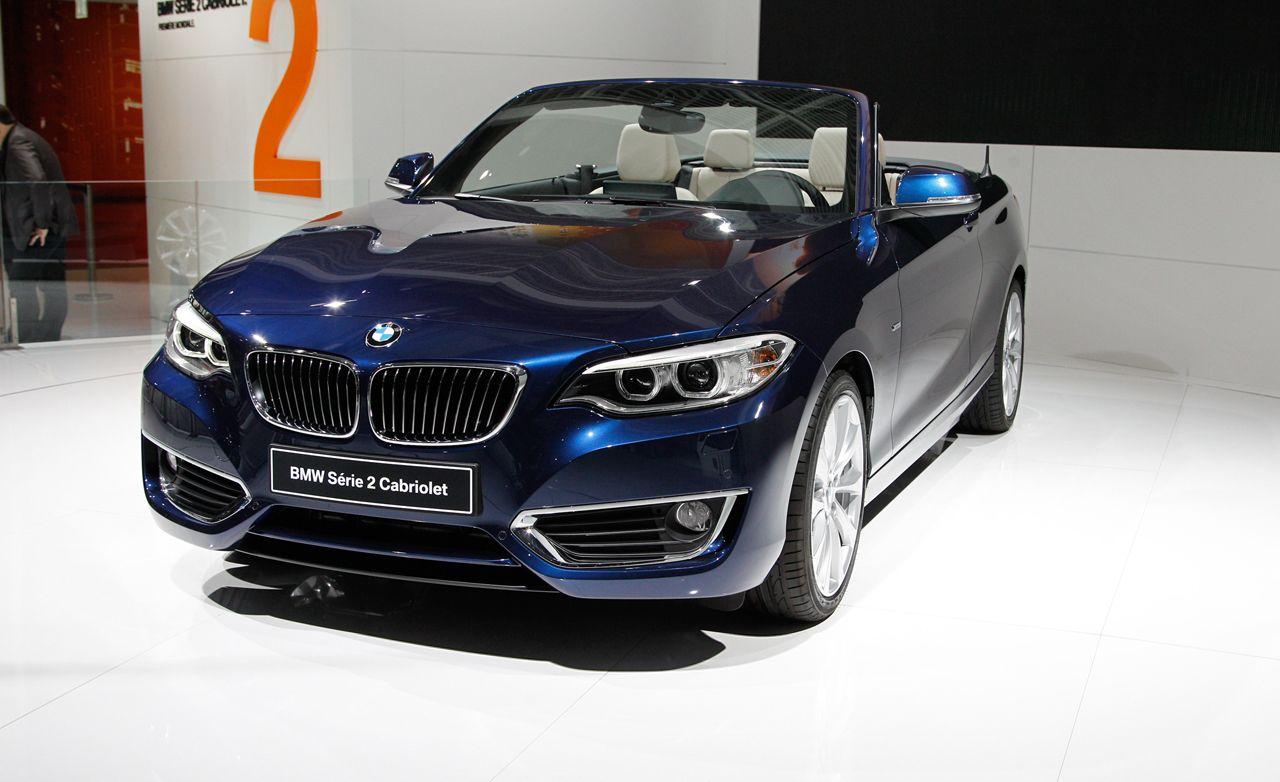 2020 Bmw 2 Series Reviews Price Photos And Specs Car Driver