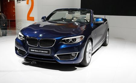 2015 BMW 2-series Convertible: The Version for Hedonists