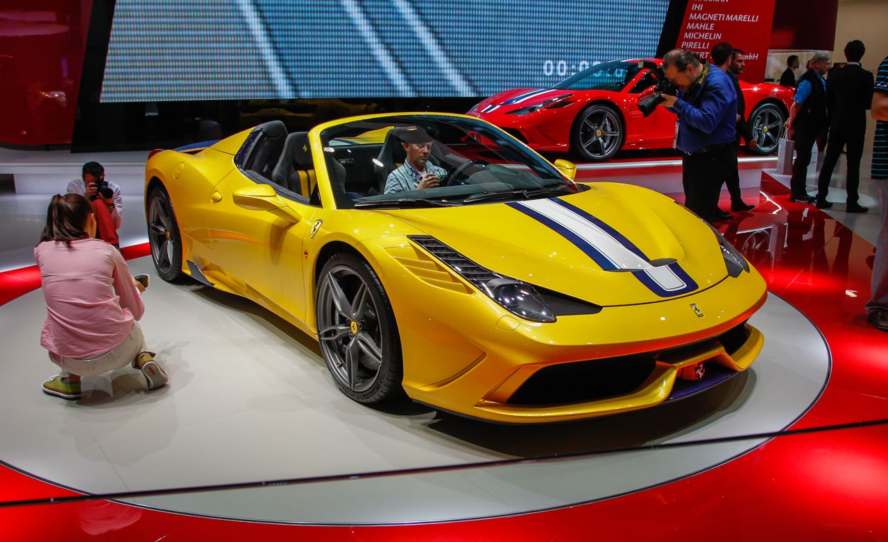 "2015 Ferrari 458 Speciale A: The A Isn't for ""Awesome,"" But It Should Be"