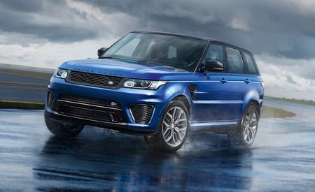 2015 Land Rover Range Rover Sport SVR: Poised to Clash with Cayennes