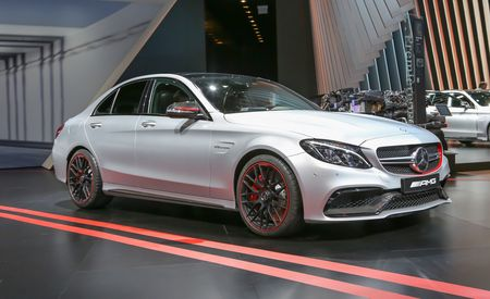 2015 Mercedes-AMG C63 Breaks Cover, We Pity the Fools