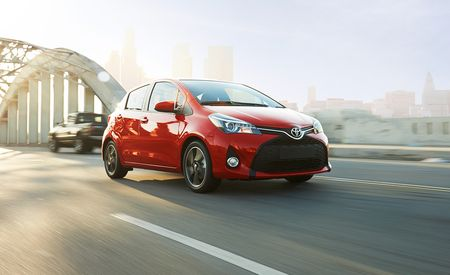 2015 Toyota Yaris Debuts: New Nose, New Dash, Still a Car
