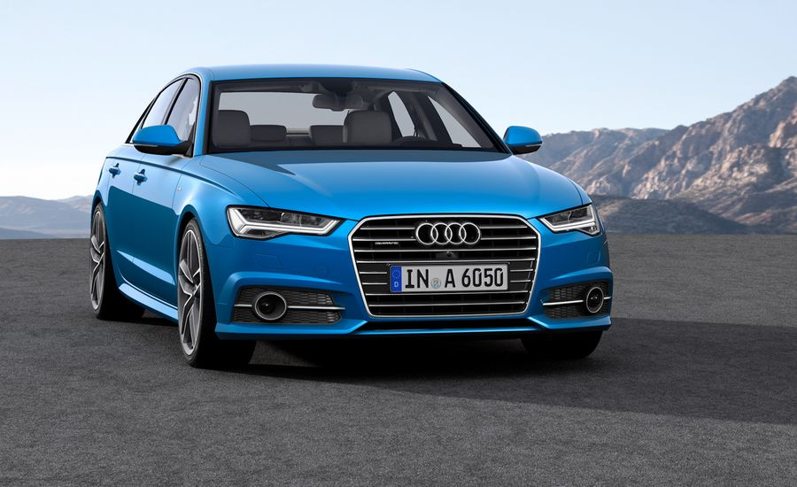 2016 Audi A6 / S6 Unveiled: Brilliance, Subtly Refined