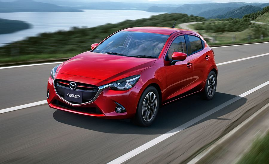 2016 Mazda 2 Unveiled, Instantly Becomes Least-Dorky Subcompact Extant