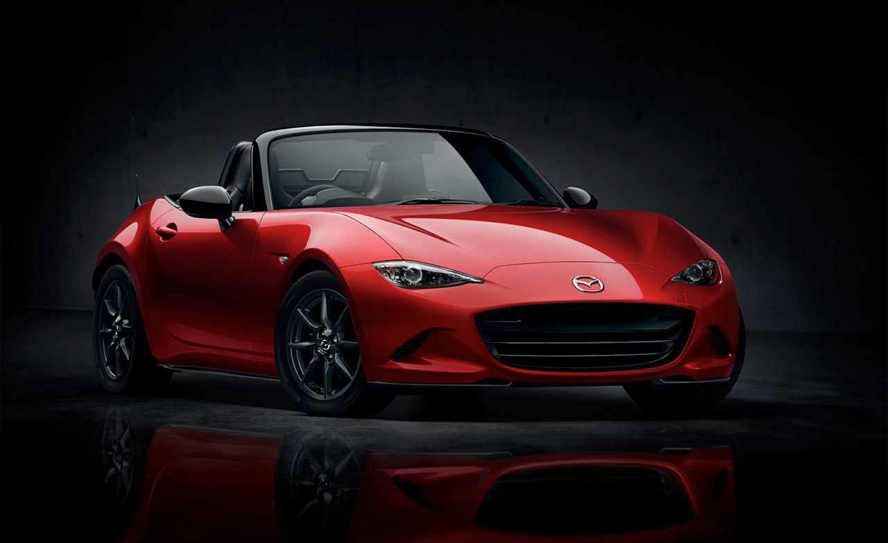 2016 Mazda Mx 5 Miata First Drive Review Car And Driver Slave Cylinder Engine Diagram