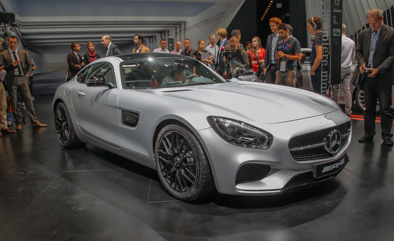 2016 mercedes amg gt gt s official photos and info news car and driver. Black Bedroom Furniture Sets. Home Design Ideas