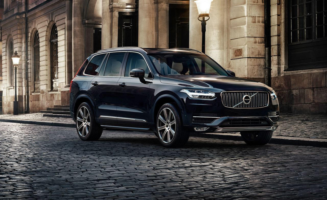 Volvo xc90 news