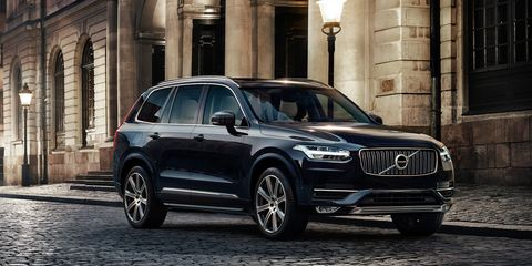 That S How Long Volvo Has Been Peddling Its Cur Xc90 Crossover Suv Which Debuted At The 2002 Detroit Auto Show Before Going On As A 2003 Model