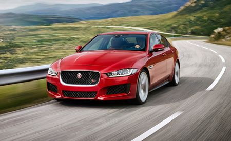 2017 Jaguar XE Debuts: Photos and Info on the BMW 3-series Fighter