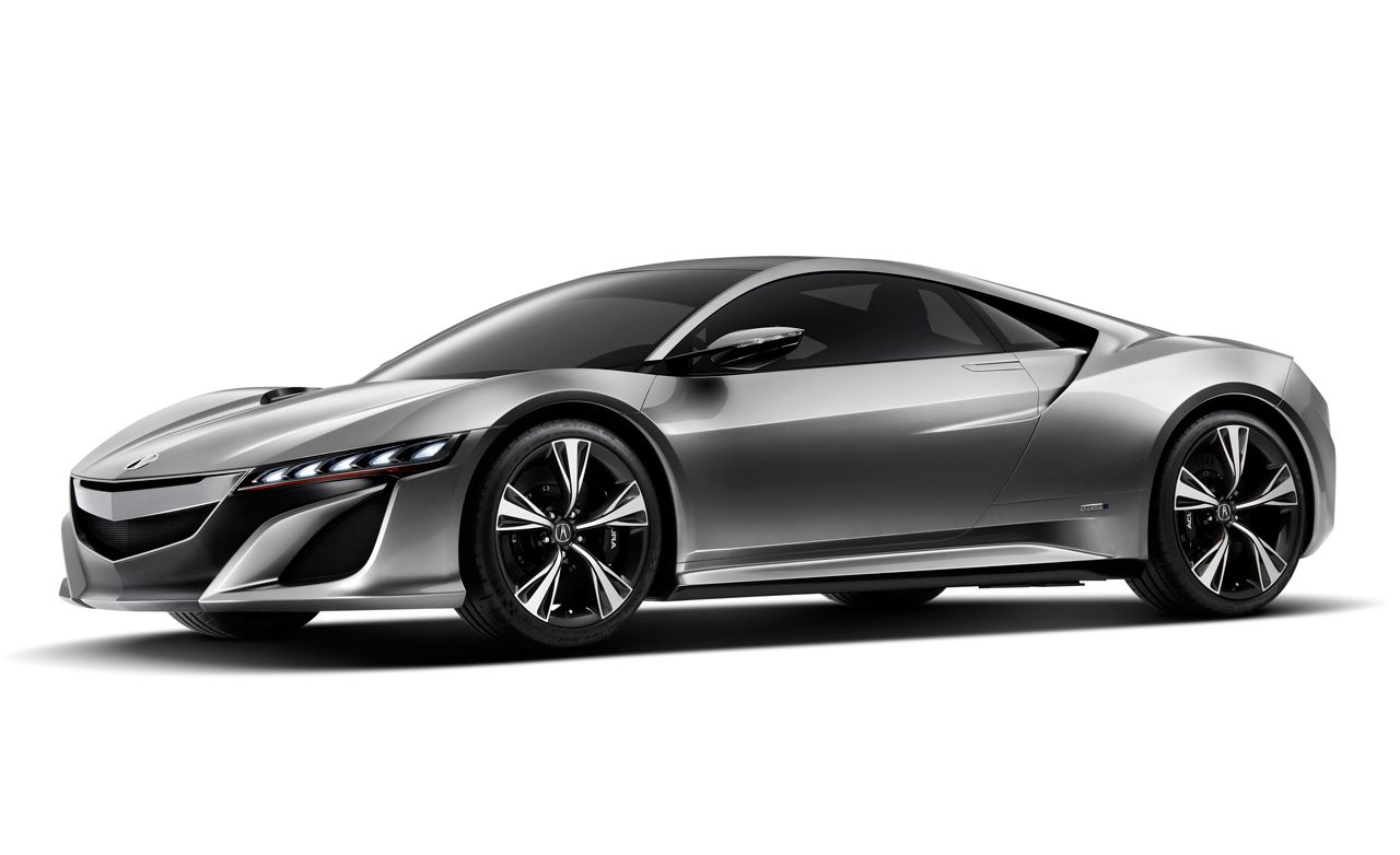 New Cars for 2015: Acura