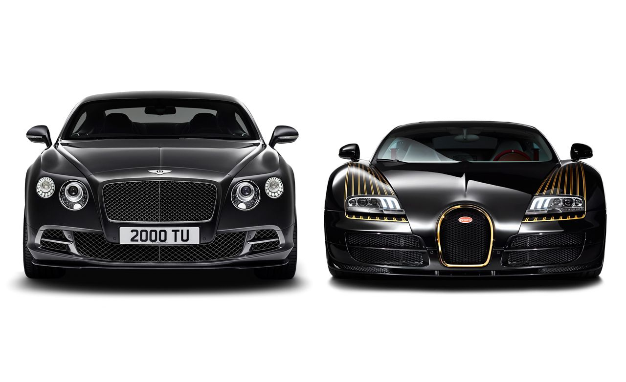 New Cars for 2015: Bentley and Bugatti