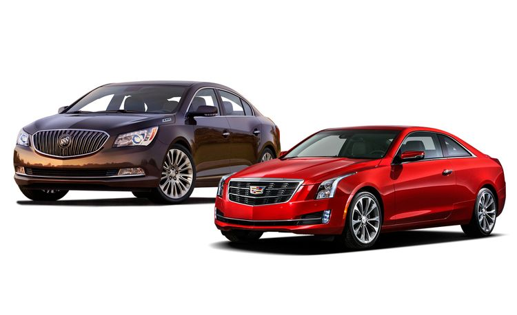 New Cars for 2015: Buick and Cadillac