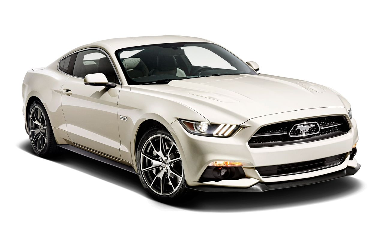 New Cars for 2015: Ford