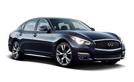 New Cars for 2015: Infiniti