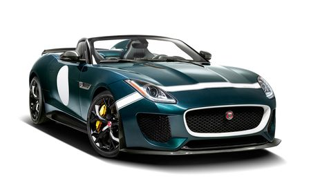 New Cars for 2015: Jaguar