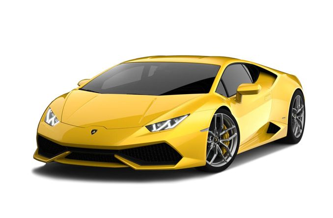 New Cars for 2015: Lamborghini