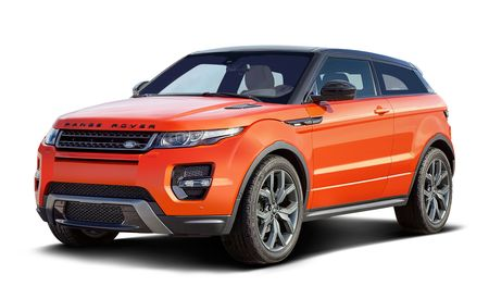 New Cars for 2015: Land Rover