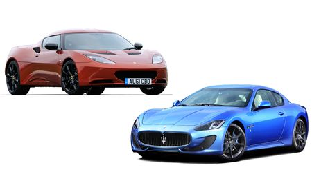 New Cars for 2015: Lotus and Maserati