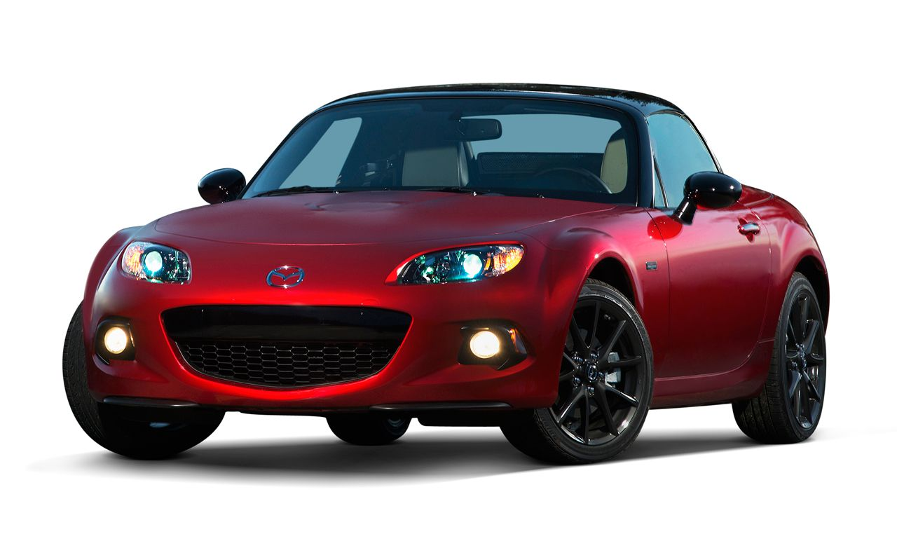 New Cars for 2015: Mazda