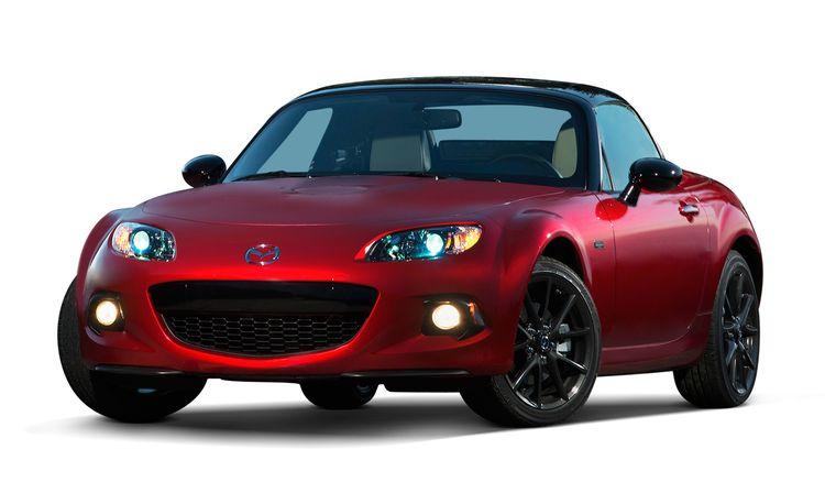 New Cars for 2015: Mazda