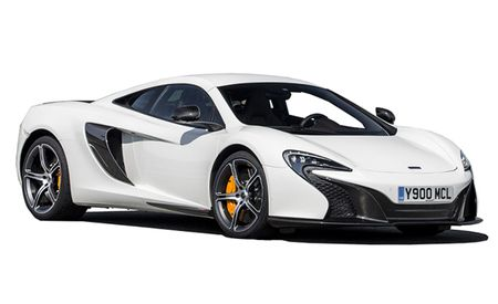New Cars for 2015: McLaren