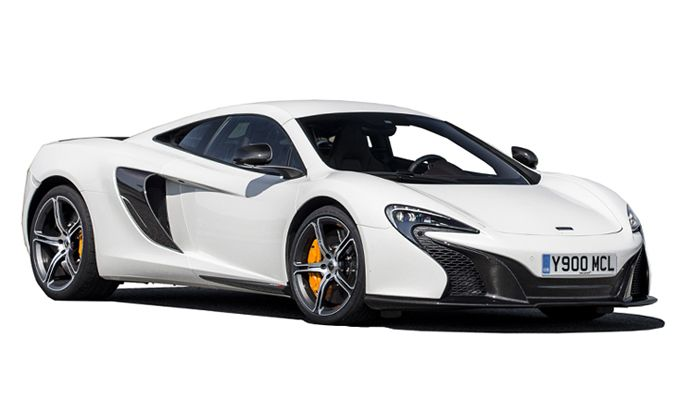 New Cars for 2015: McLaren