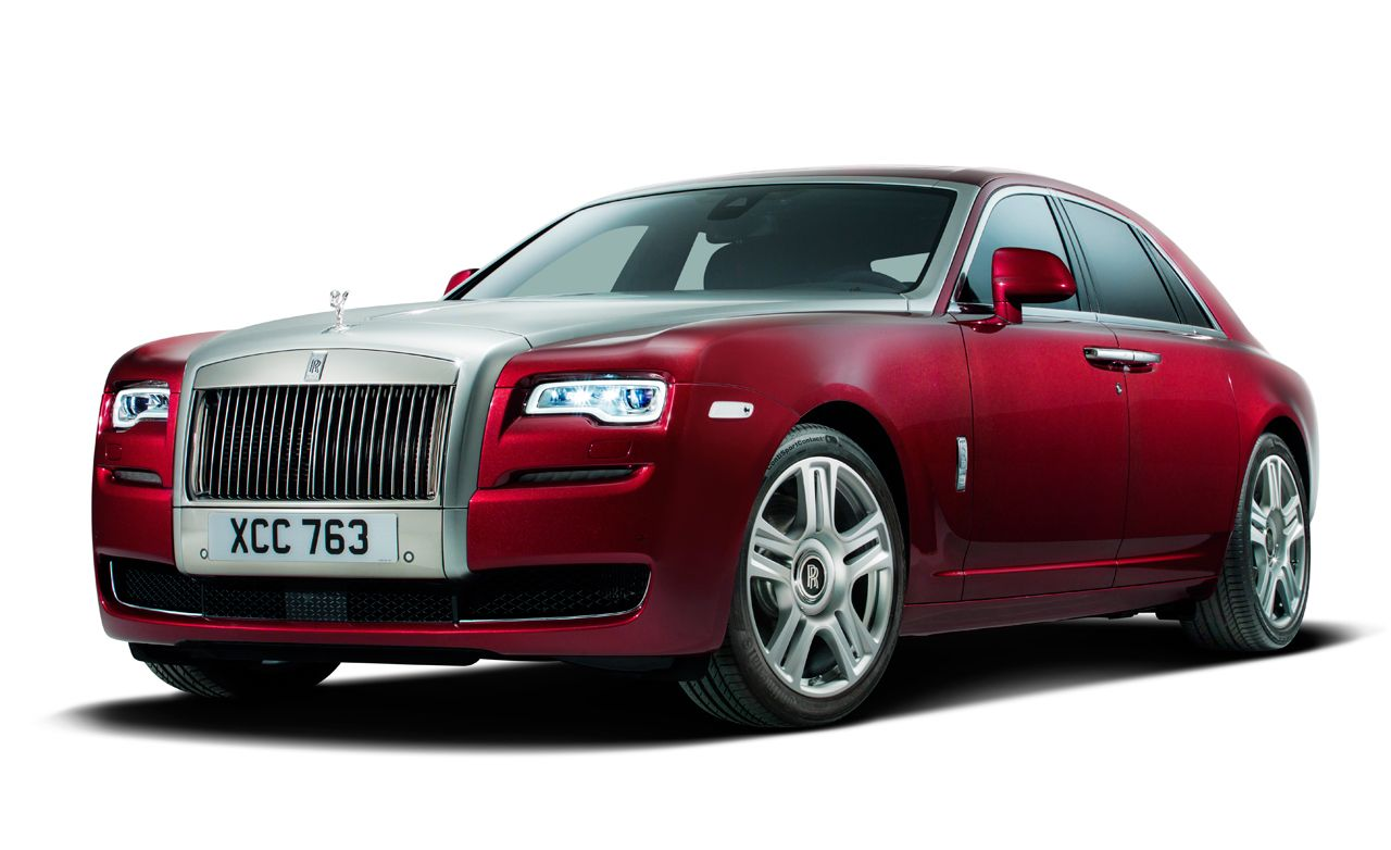 New Cars for 2015: Rolls-Royce