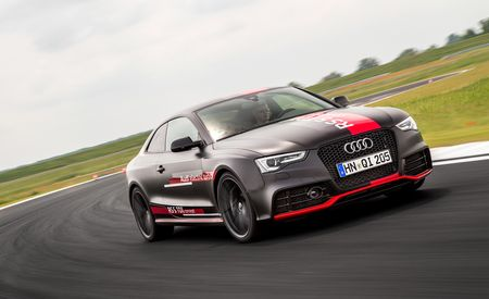 2017 Audi RS5 TDI: Changing the Game For Diesels