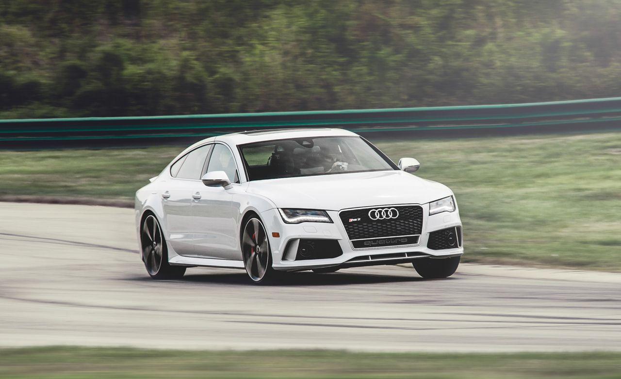 Lightning Lap 2014: Audi RS7