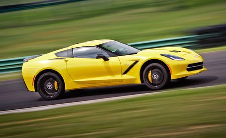 Lightning Lap 2014: Chevrolet Corvette Stingray