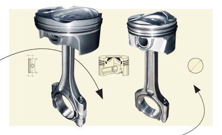 Everything You Ever Wanted to Know About Modern Pistons (and Probably Some Things You Didn't)