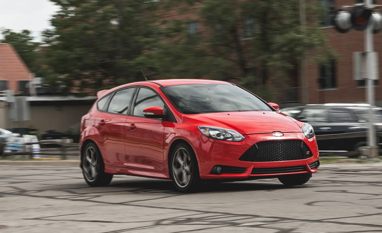Lightning Lap 2014: Ford Focus ST