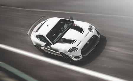 Lightning Lap 2014: Jaguar XKR-S GT