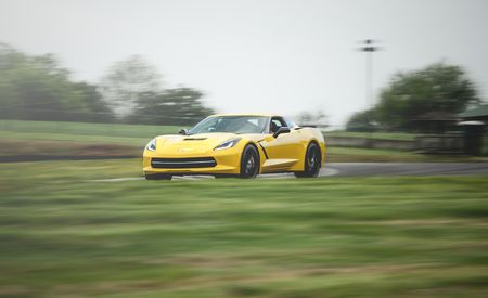 Lightning Lap 2014: Chevrolet Corvette Stingray Hot Lap Video