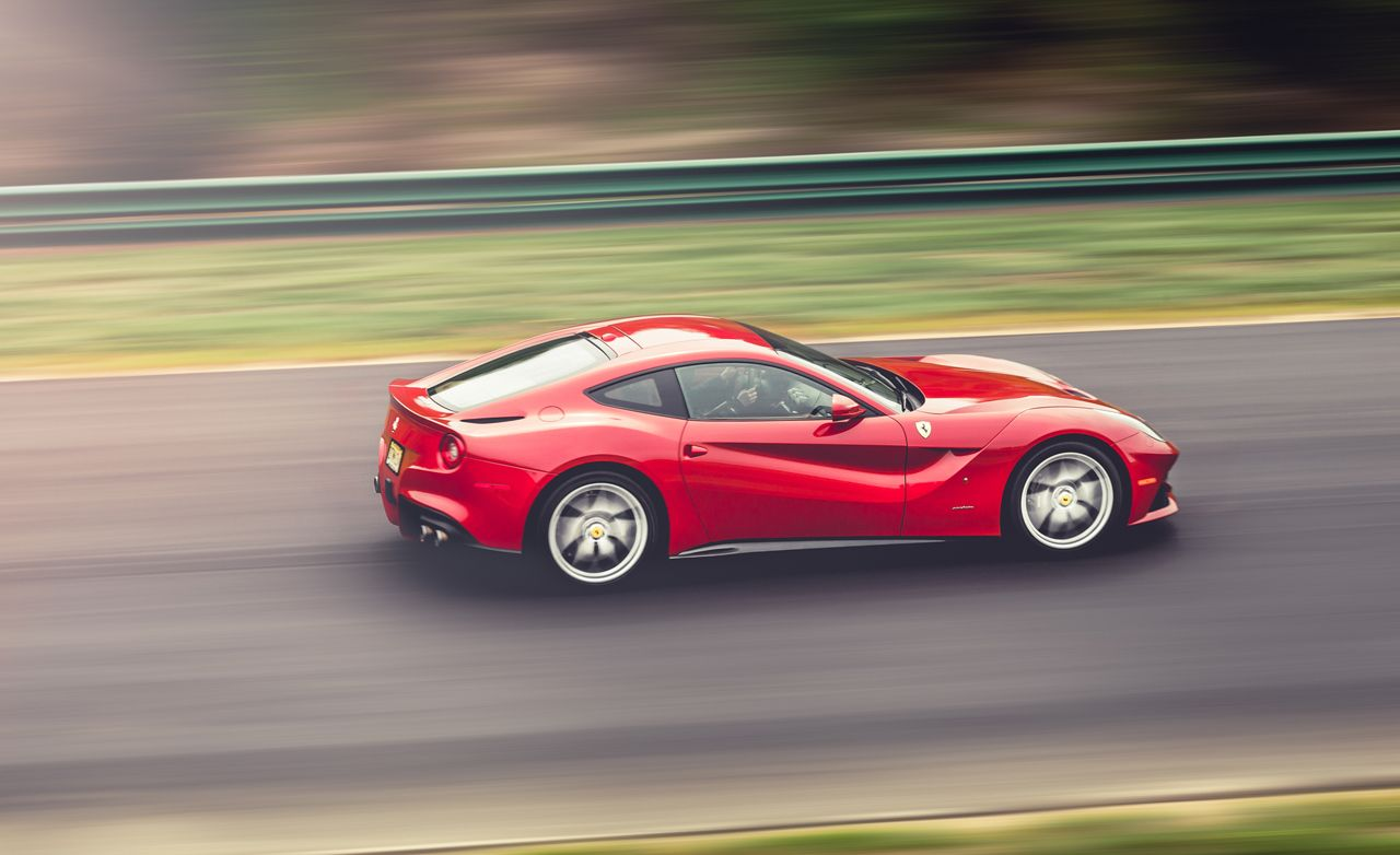 ferrari f12berlinetta reviews - ferrari f12berlinetta price