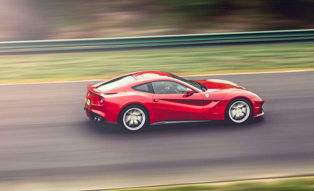 Ferrari F12berlinetta Reviews | Ferrari F12berlinetta Price, Photos, and Specs | Car and Driver