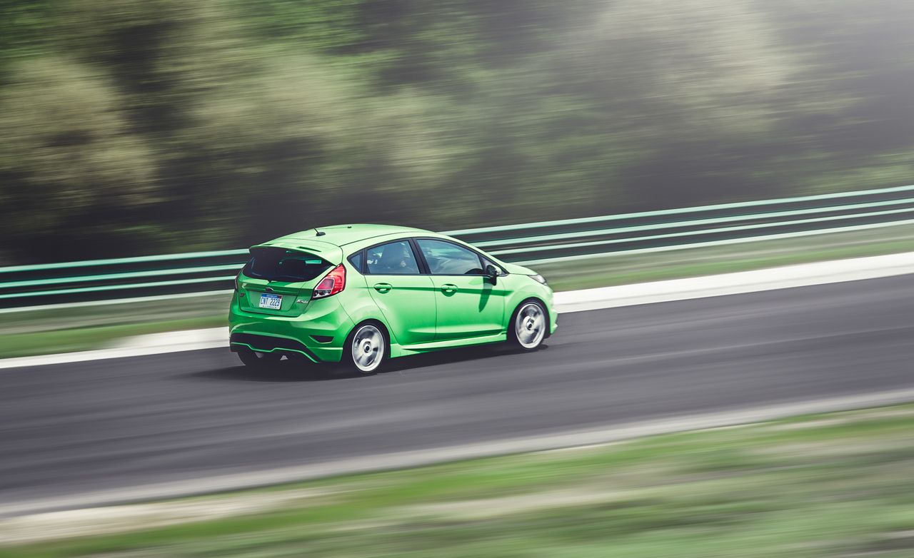 Ford Fiesta St Reviews Price Photos And Specs 2015 Car Driver
