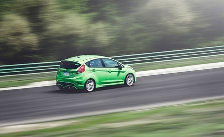 Lightning Lap 2014: Ford Fiesta ST Hot Lap Video